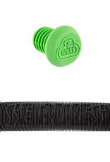 SE BIKES Grips SE Logo Black/Green