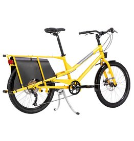 Yuba Bicycles Kombi Yellow