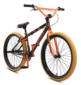 SE BIKES Blocks Flyer 26 Orange Camo