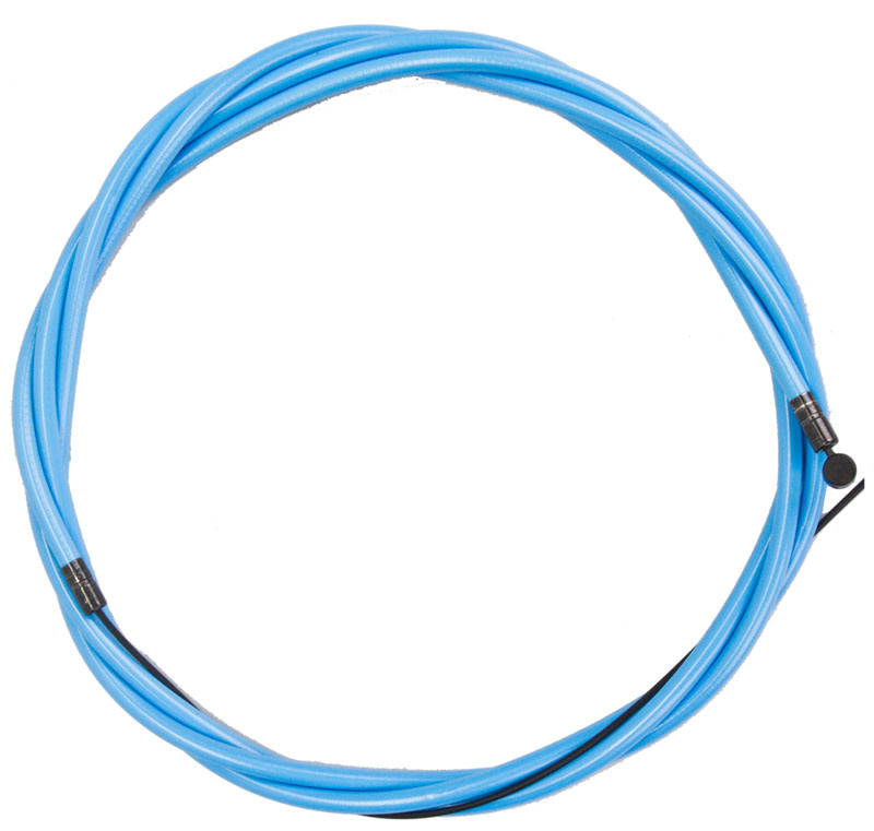 Brake Cable Kit BMX Blue