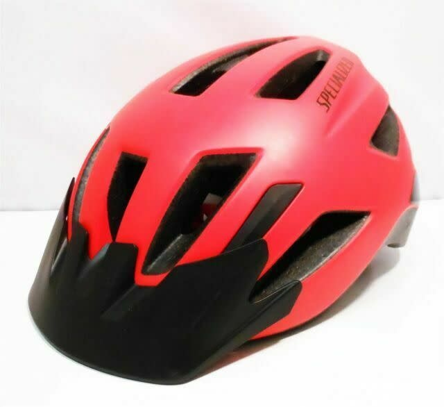 Specialized Helmet Shuffle Youth Red