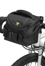 Handlebar Bag Compact w/ Fixer 8 Black