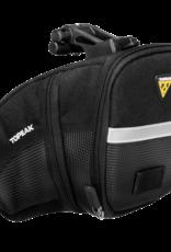 Aero Wedge Seat Bag - QuickClick, Large, Black