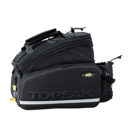 Rack Top Bag MTX Trunkbag DX Black Quicktrack