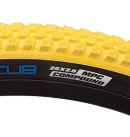 SE BIKES Tire 26 x 2.0 Cub Yellow