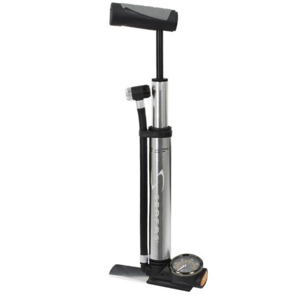 Mini Floor Pump Mini W/ gauge