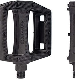 "Fyxation Pedals 9/16"" BMX Gates Black"