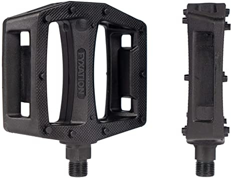 "Fyxation Pedals 9/16"" BMX Gates Black"