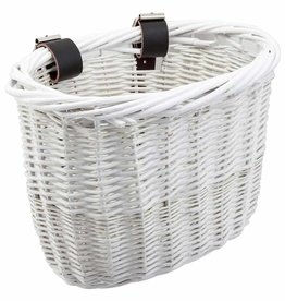 Sunlite Basket Kids Wicker White