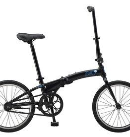 "SUN BICYCLES Shortcut SC1 Folding Bike 20"" Black"