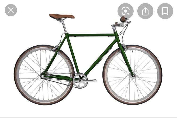 Fyxation Pixel 3 54/MD Emerald Green