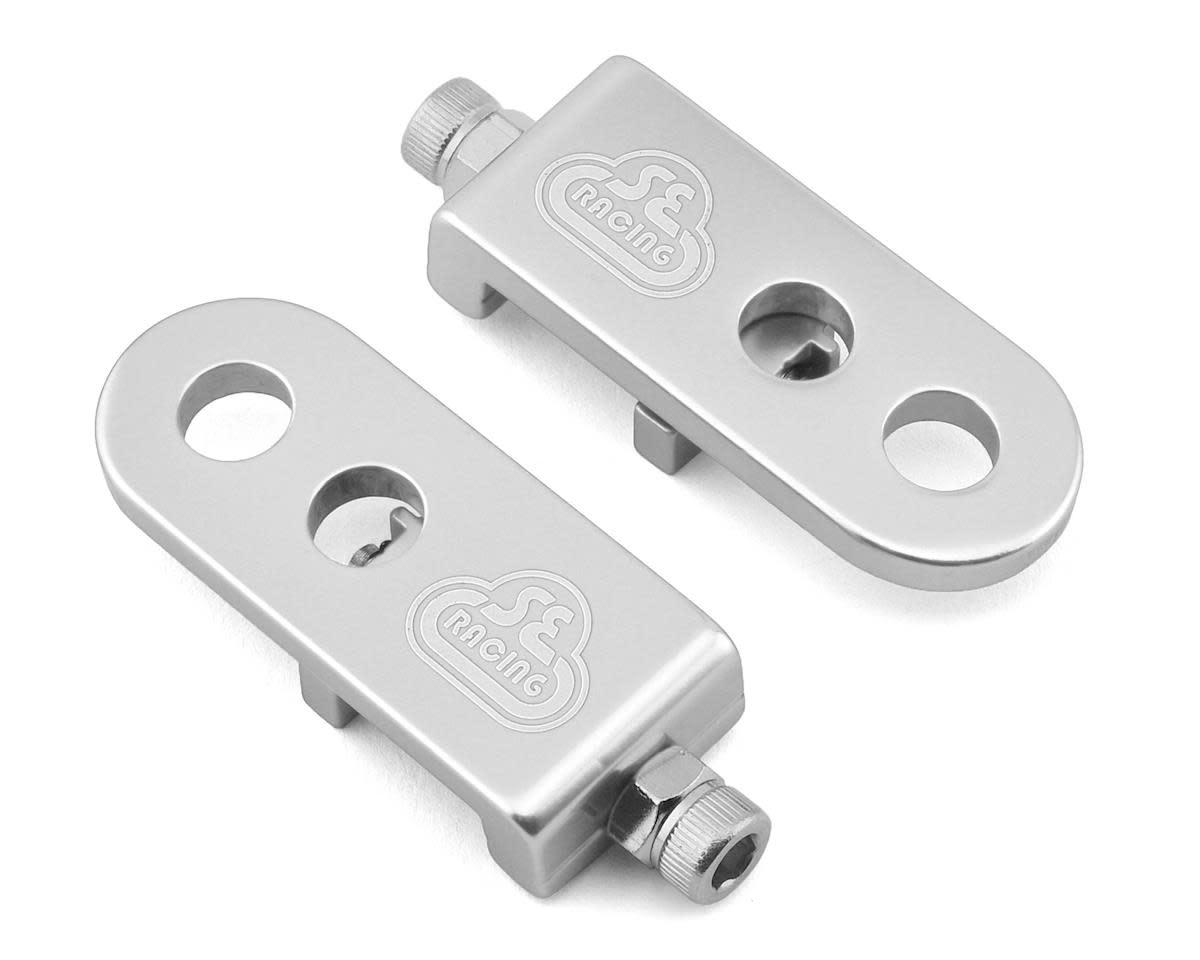 SE BIKES Lockit Chain Tensioners 3/8 Silver