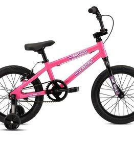 SE BIKES Bronco 16 Pink