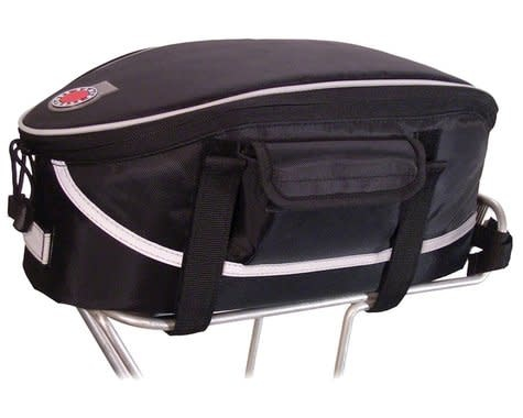Rack Top Bag Black