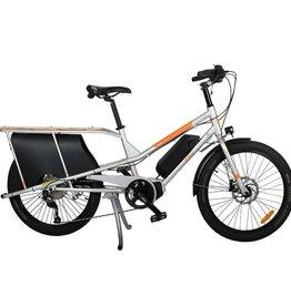 Yuba Bicycles Kombi E5 Silver