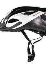 Helmet Karv L/XL 58-62cm Gloss Black/White