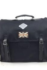 Carradice Brompton Stockport Folder Union Flag Black 16L