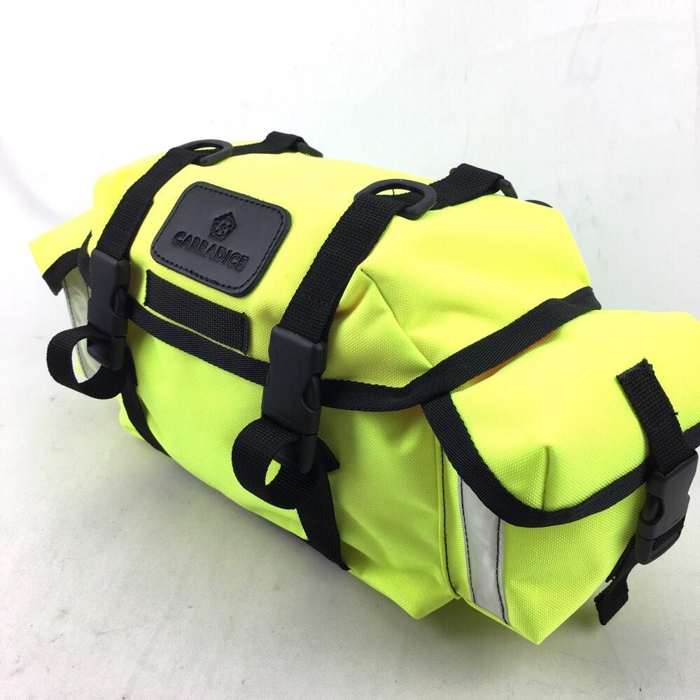 Carradice Audax Saddlebag Neon 9L