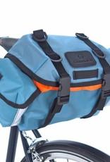 Carradice Audax Saddlebag Blue 9L