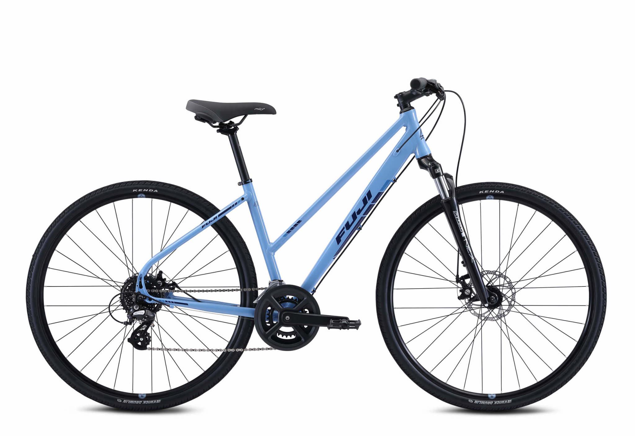 Fuji Traverse 1.50 ST 21/XL Denim Blue