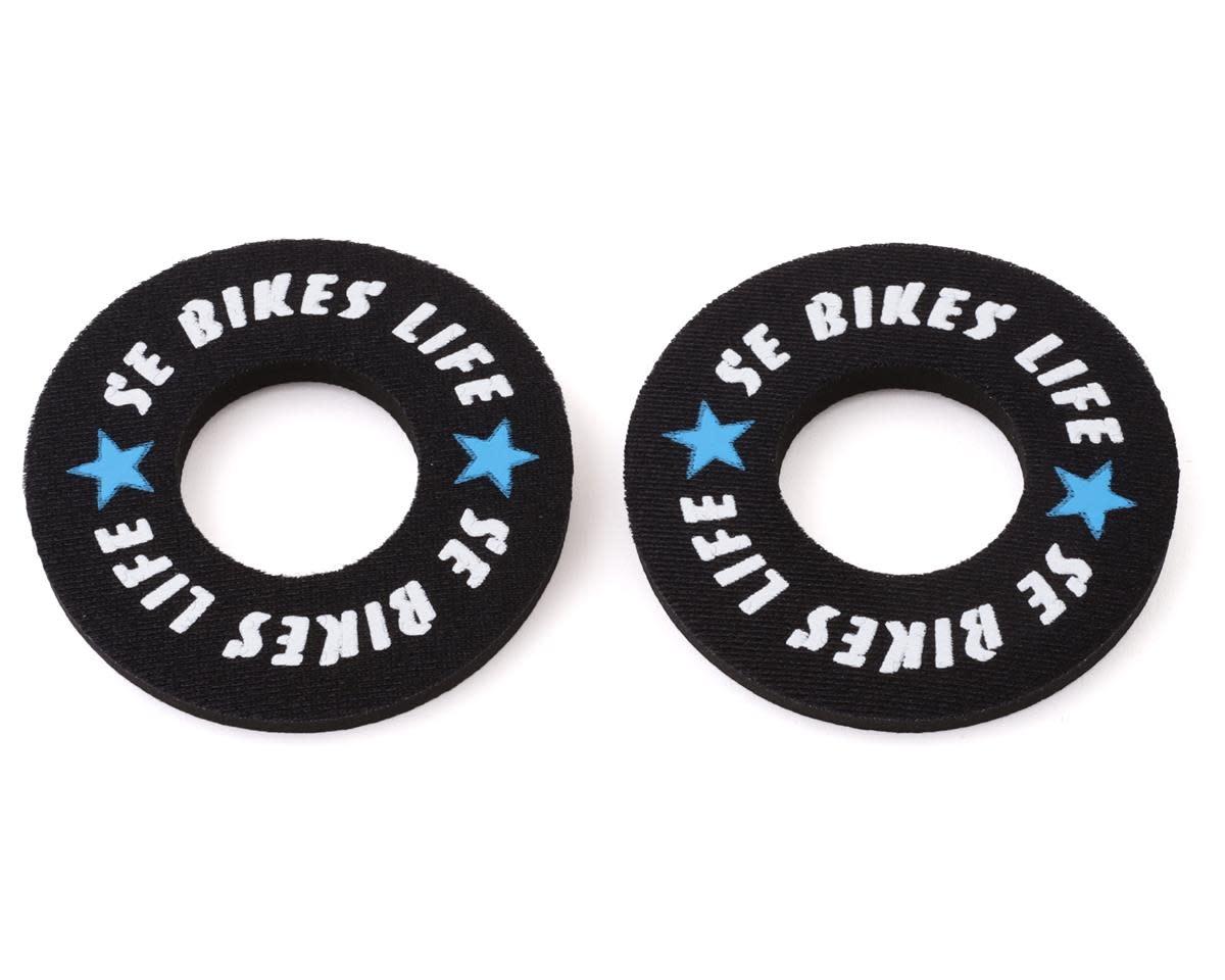 SE BIKES Grip Donuts SE Bikes Life Black