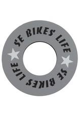 SE BIKES Grip Donuts SE Bikes Life Gray