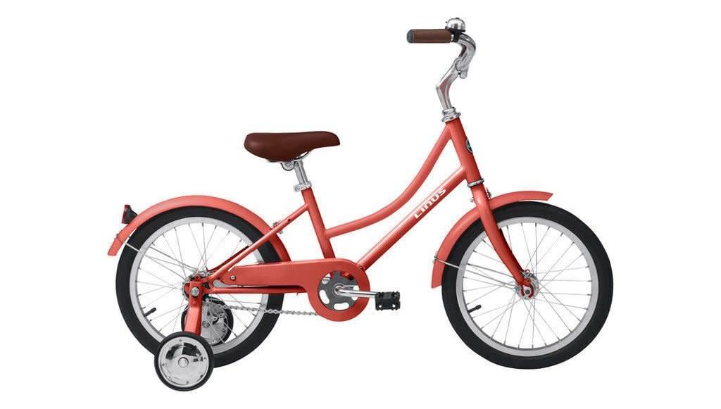 "Linus Bikes Lil Dutchi Coral 16"" wheel"