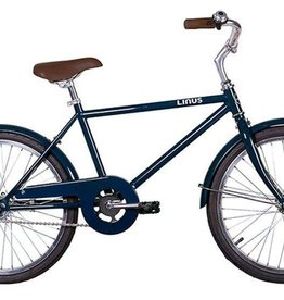 "Linus Bikes Lil Roadster Blue 20"" Wheel"