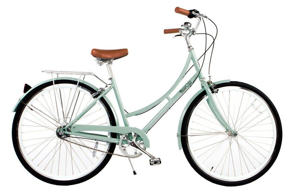 Pure Cycles Pure City Crosby 3sp 45/M Sea Foam/White