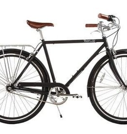 Pure Cycles Pure City Bourbon 3sp 58/L Black/Black