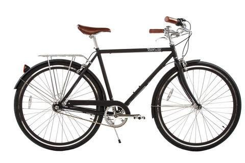 Pure Cycles Bourbon 3sp 58cm Black/Black