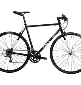 Pure Cycles Flat Bar Turnbull 49cm Black
