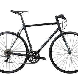 Pure Cycles Flat Bar Hubbard 53cm Black