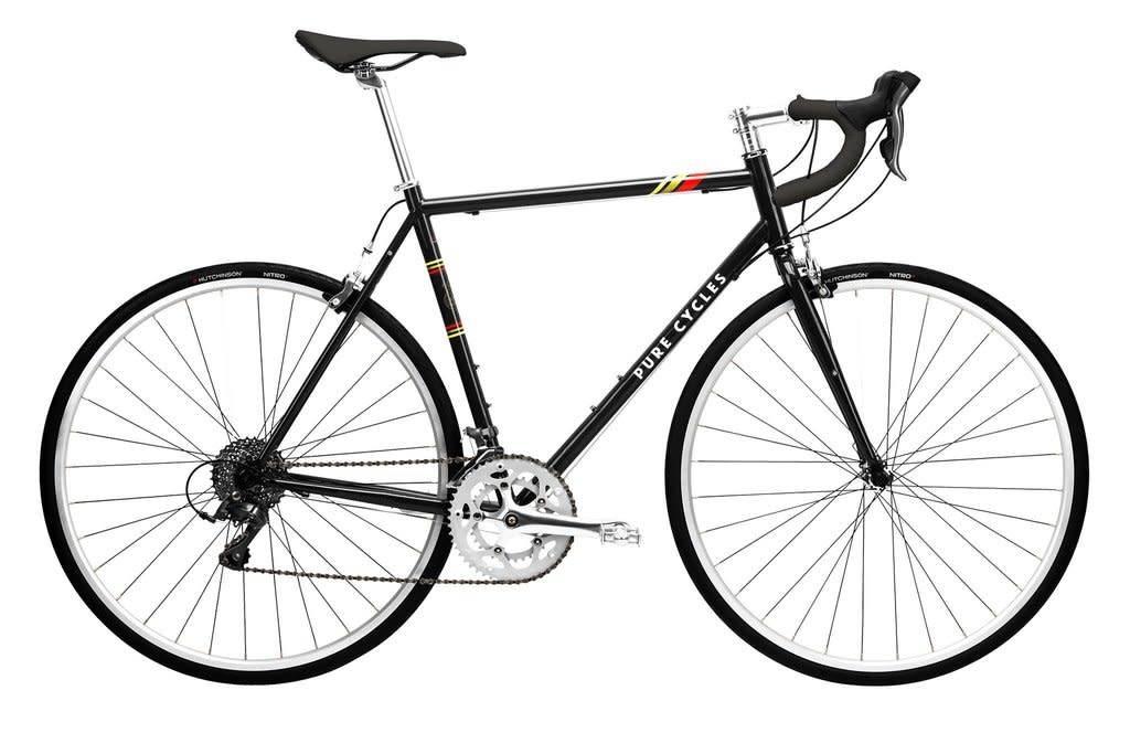Pure Cycles Road Veleta 53cm Black