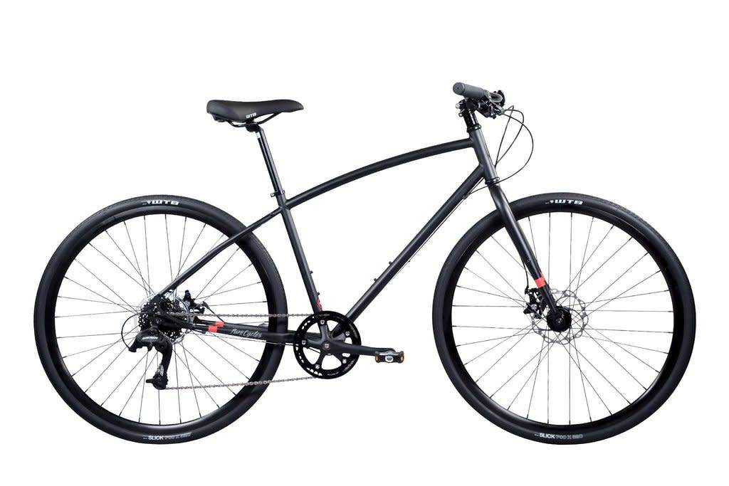 Pure Cycles Urban Wright SM Matte Black