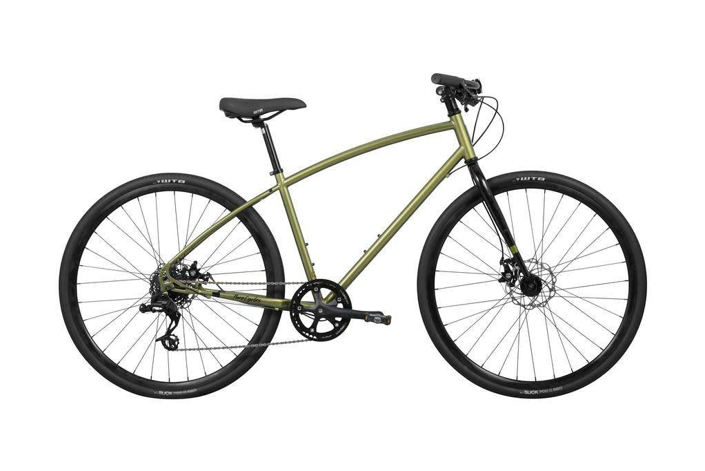 Pure Cycles Urban Noyes MD Olive Green