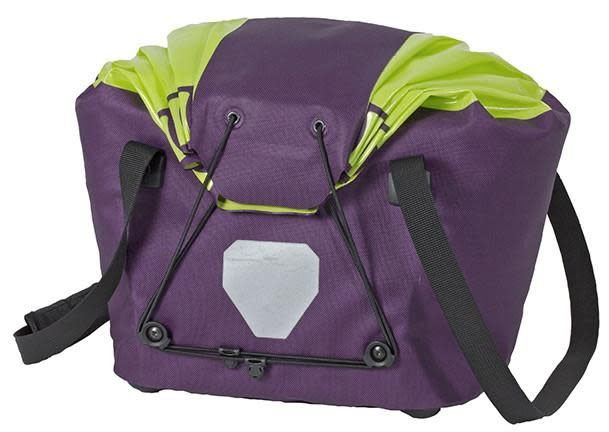 Ortlieb Basket Rear Medium Purple/Green