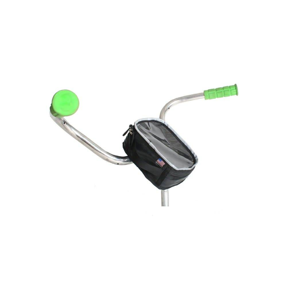 Green Guru Handlebar Bag Dash Stem