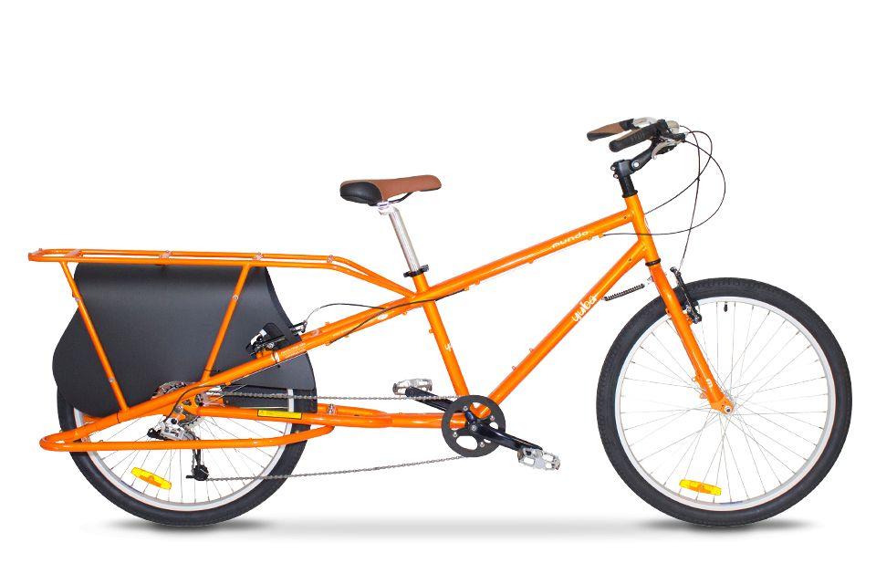 Yuba Bicycles Mundo V4 7spd Orange