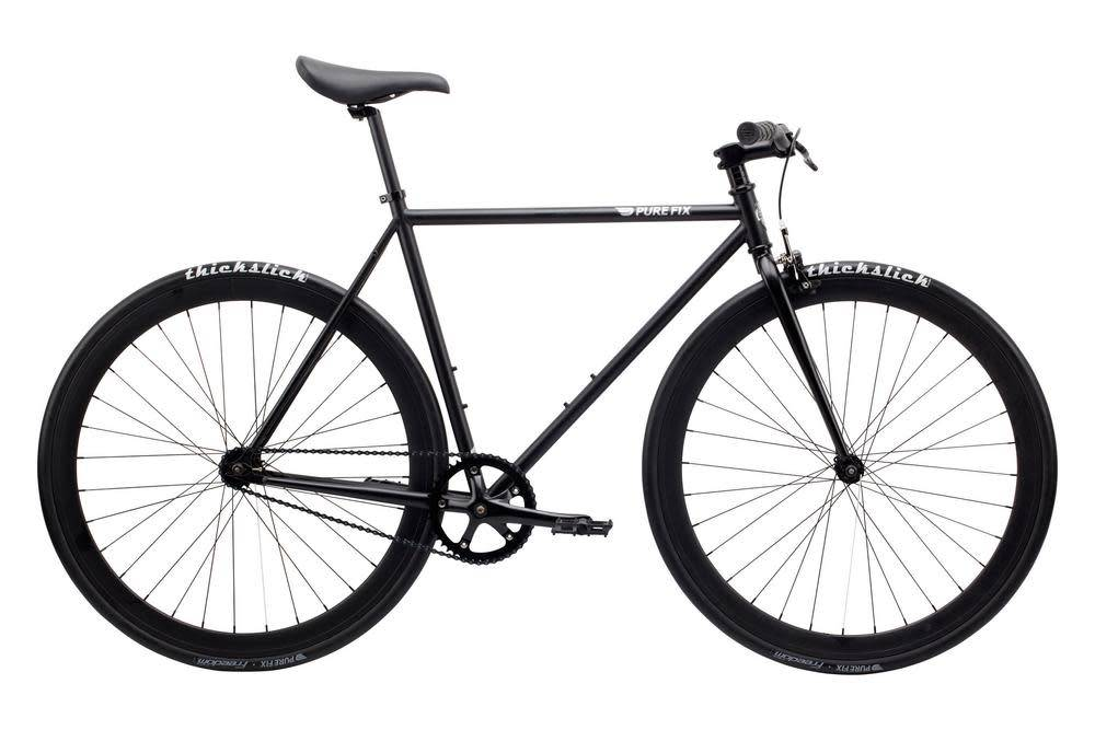 Pure Cycles Pure Fix Juliet 47/XS Black/Black