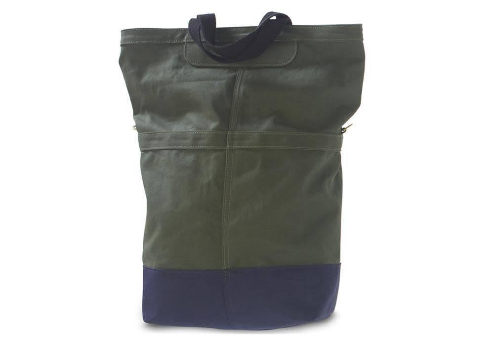 Linus Bikes Sac Rear Bag Army Green/Blue