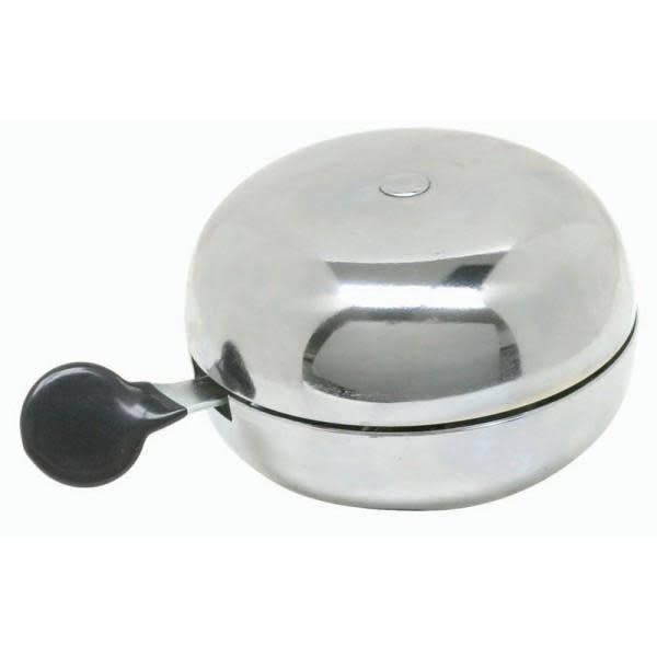Sunlite Bell Ding Dong 80mm chrome