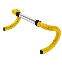 Brooks Cambium Rubber Bar Tape - Yellow