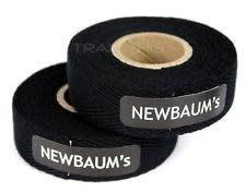 Newbaums Cotton Cloth Tape Black