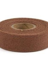Cotton Cloth Tape Brown