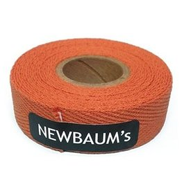 Newbaums Cotton Cloth Tape Burnt Orange