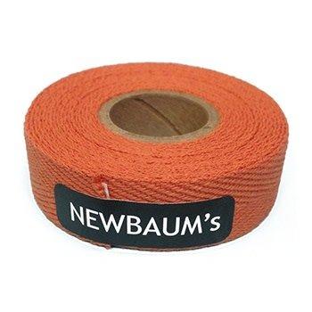 Newbaums Cotton Cloth Tape Burnt Orange