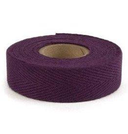 Cotton Cloth Tape Eggplant