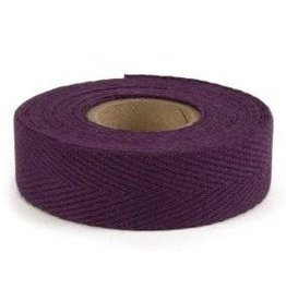 Newbaums Cotton Cloth Tape Eggplant