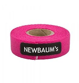 Newbaums Cotton Cloth Tape Hot Pink